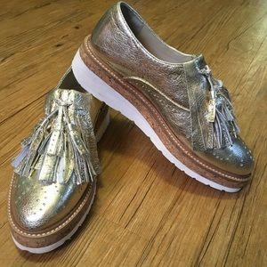 Free People Nevada Slip-On Menswear Loafer
